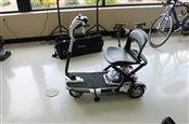 Pride Mobility S19 GO-GO Folding Travel Scooter Lithium Battery